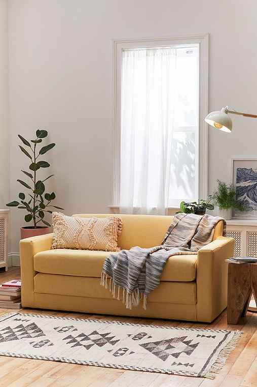 Anywhere Convertible Sofa,CREAM,ONE SIZE