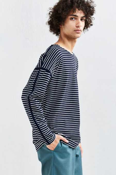 Native Youth Bound Breton Long Sleeve Tee