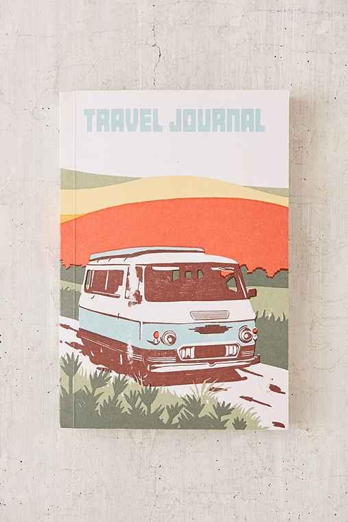 Sukie Sunshine Camper Travel Journal,MULTI,ONE SIZE