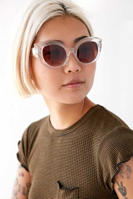 The Diamond Brunch Cat-Eye Sunglasses