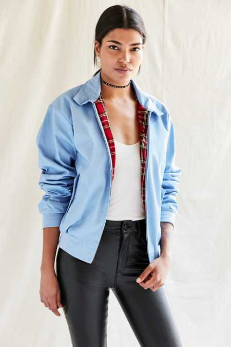 Urban Renewal Recycled Harrington Jacket