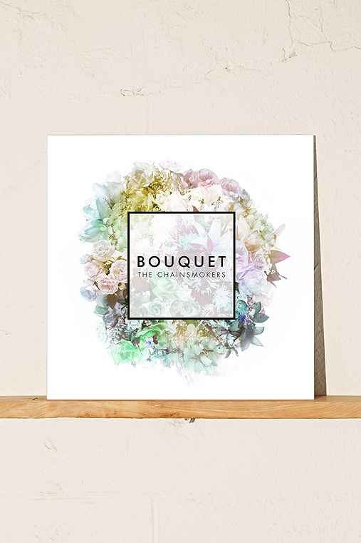 The Chainsmokers - Bouquet EP,BLACK,ONE SIZE