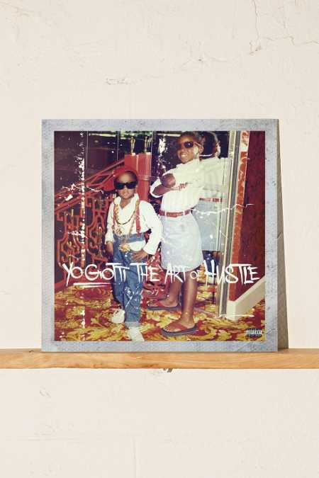 Yo Gotti - The Art Of Hustle 2XLP