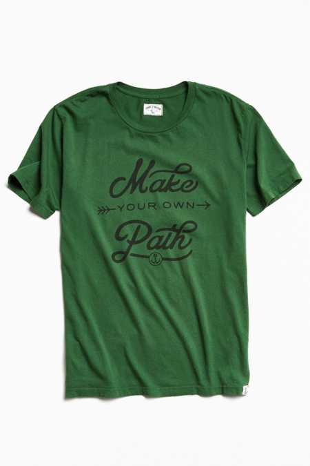 Iron & Resin Pathmaker Tee