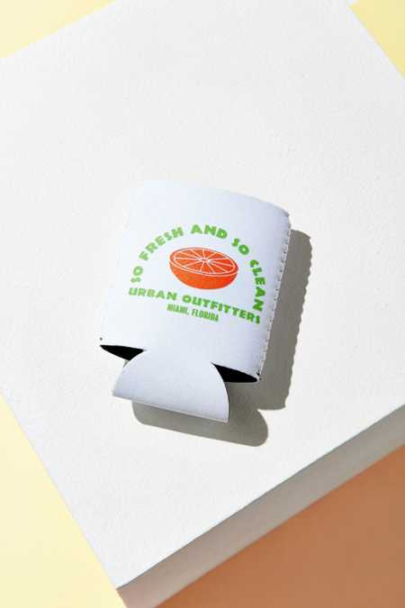 UO Souvenir Miami Drink Sleeve