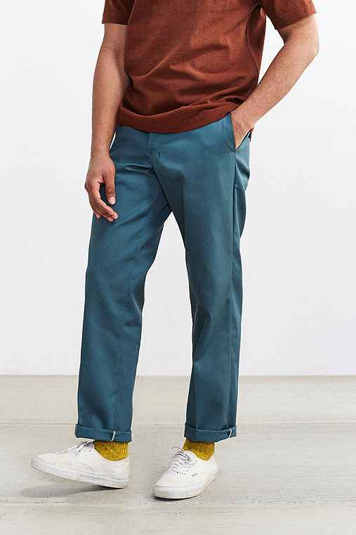 Dickies Original 874 Straight Work Pant,CHARTREUSE,34/32
