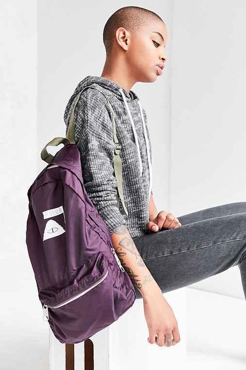 Poler Stuffable Backpack,PURPLE,ONE SIZE