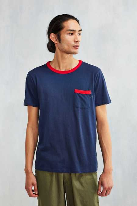 OBEY Compound Pocket Tee
