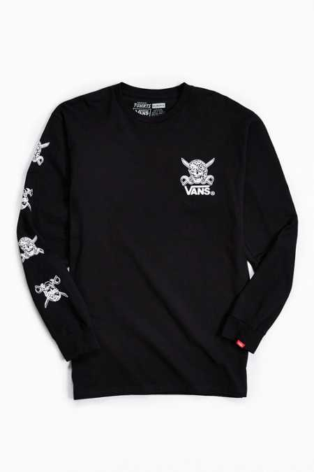 Vans Van Doren Approved Long Sleeve Tee