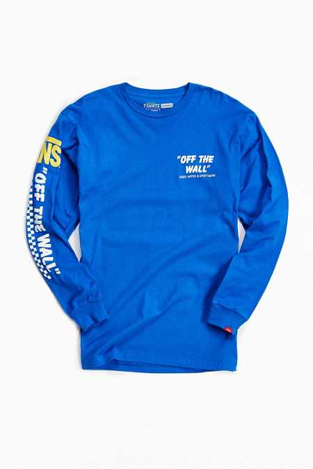 Vans 50th Reissue Long-Sleeve Tee
