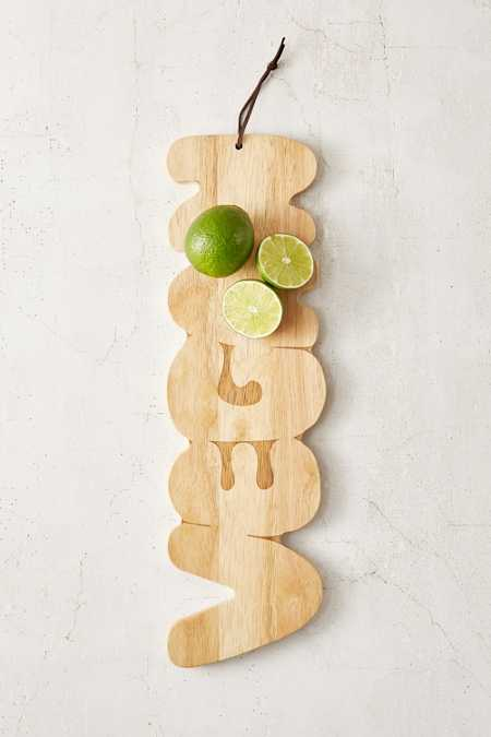 Vegan Cutting Board