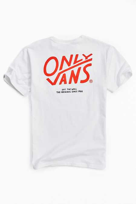 Vans X ONLY NY Pocket Tee