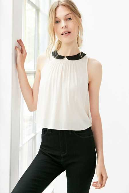 Cooperative Satine Swing Blouse