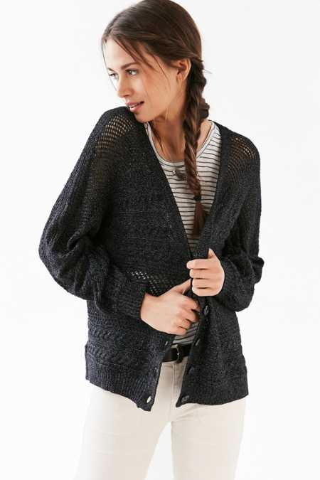 Ecote Dolman Cable Cardigan