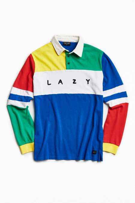 Lazy Oaf All Teams Rugby Shirt