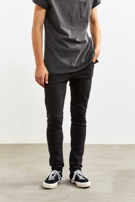 Cheap Monday Black Stretch Skinny Jean