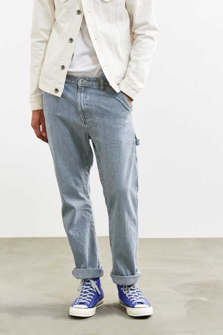Dickies X UO Slim Straight Washed Carpenter Pant