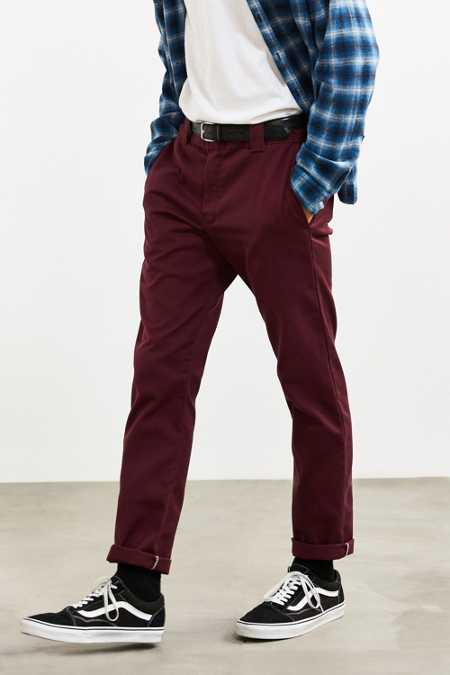 Dickies X UO Washed Twill Slim Tapered Pant