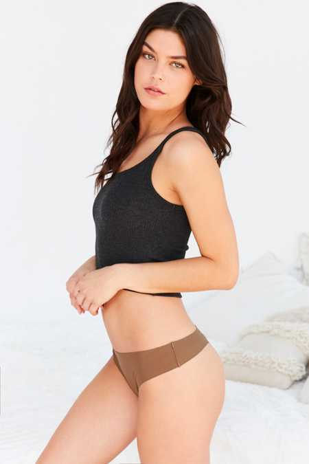 Nellie Basic Laser-Cut Thong