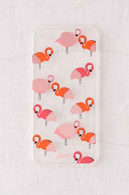 Sonix Fancy Flamingo iPhone 6/6s Case - Urban Outfitters