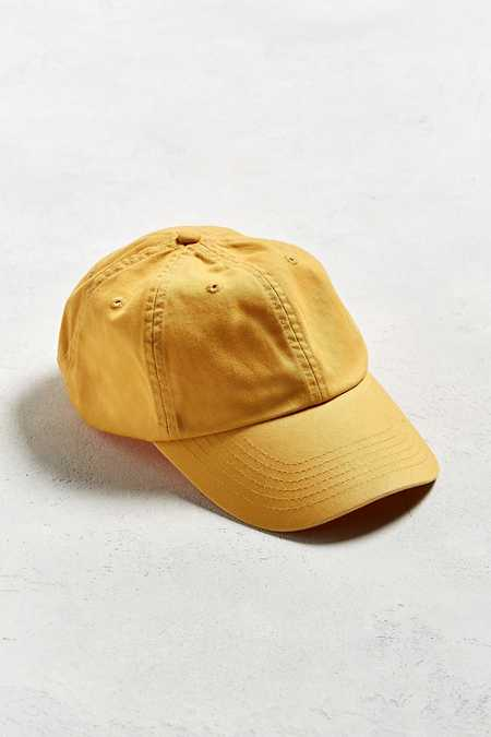 UO Curved Brim Baseball Hat