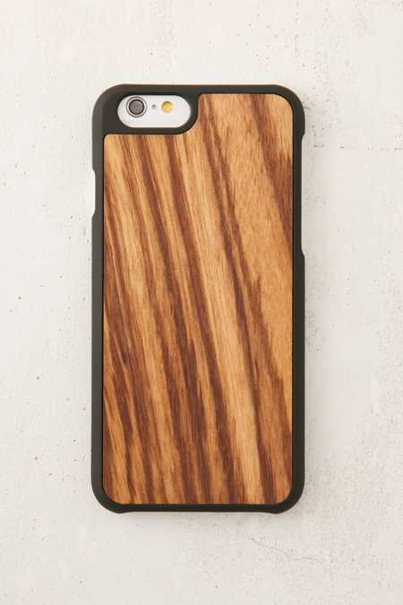 Recover Zebrawood iPhone 6/6s Case
