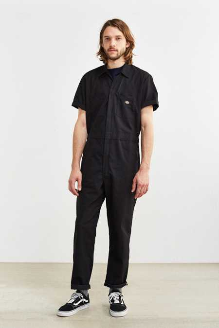 Dickies Basic Short-Sleeve Coverall