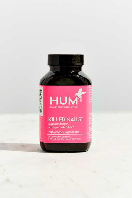HUM Nutrition Killer Nails Vitamins