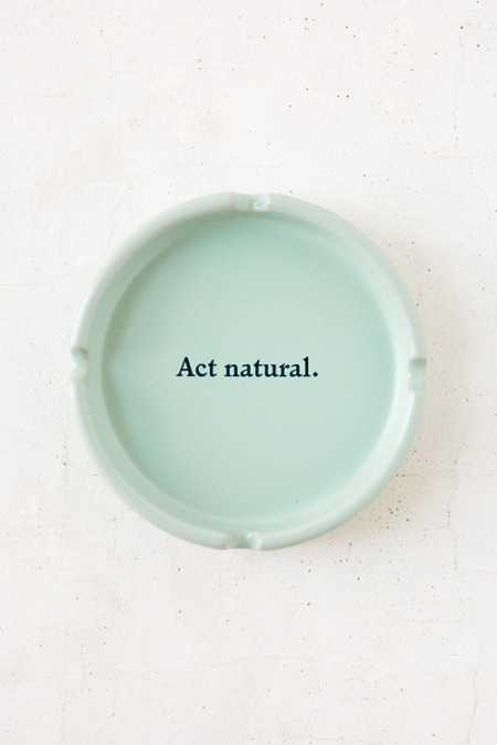 Natural Ashtray