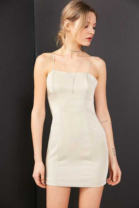 Capulet Amber Bodycon Mini Slip Dress