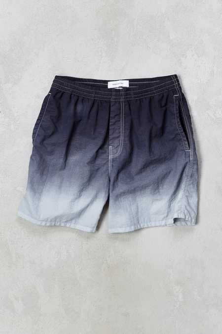 UO George Dip-Dye Nylon Short