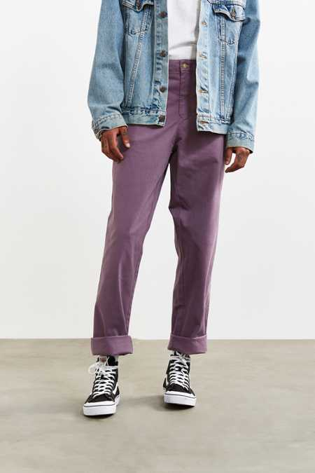 UO Easton Straight Chino Pant