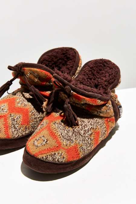 MUK LUKS Pennley Gaucho Slipper