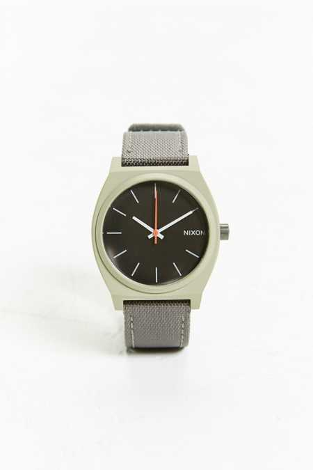 Nixon Time Teller Nylon Watch