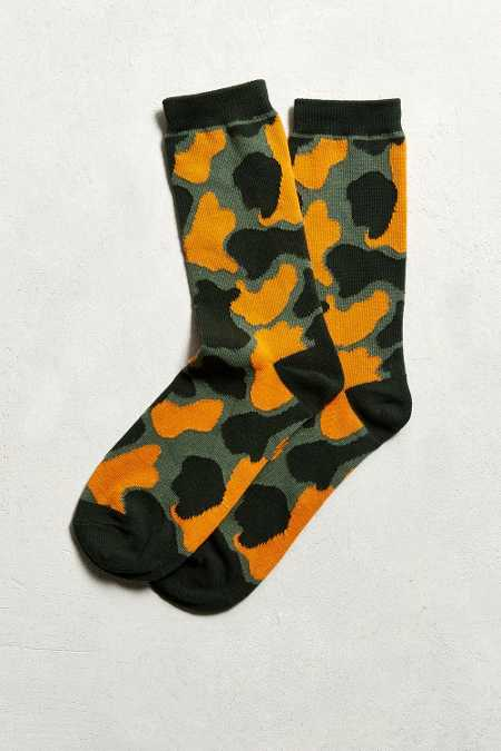 Bubble Camo Sock