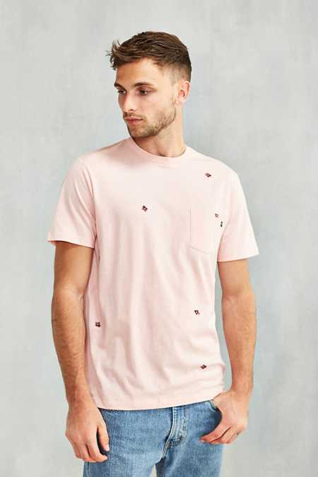 OBEY Fly Pocket Tee