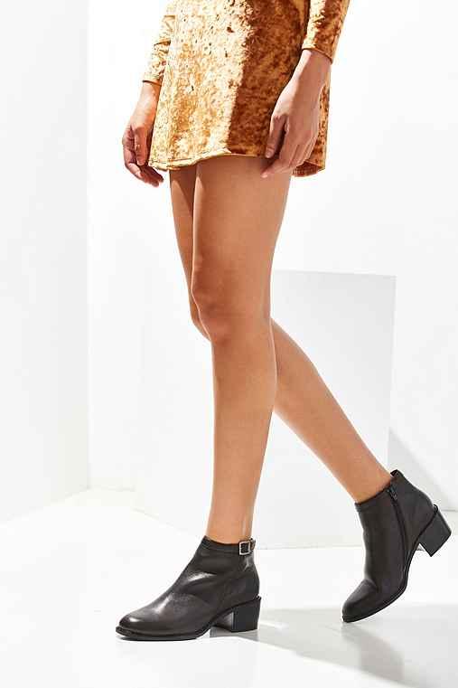 Grey City Julie Ankle Boot,BLACK,9.5