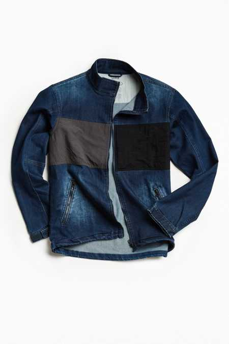 Manastash Dry Denim Jacket
