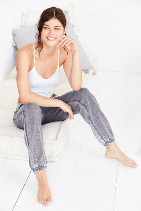 Out From Under Burnout Fleece Jogger Pant