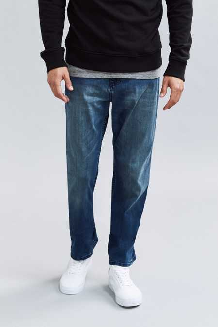 Calvin Klein Cove Wash Relaxed Fit Jean