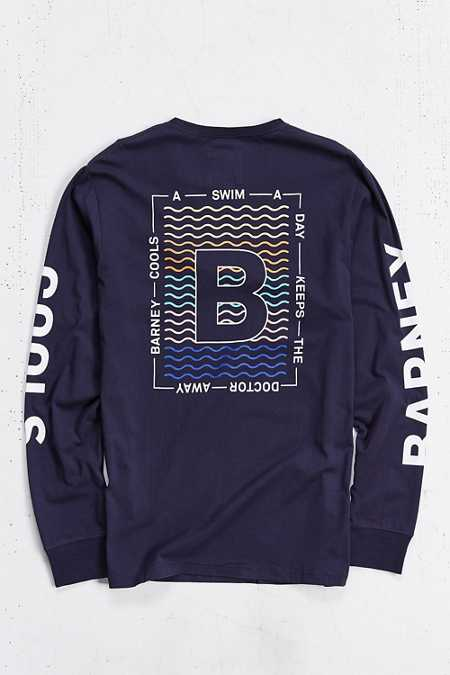 Barney Cools Swim Long-Sleeve Tee