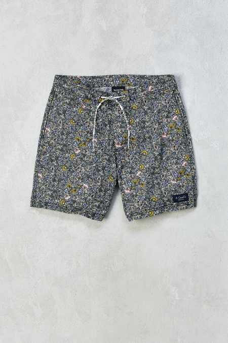 Barney Cools Mini Spring Floral Swim Short