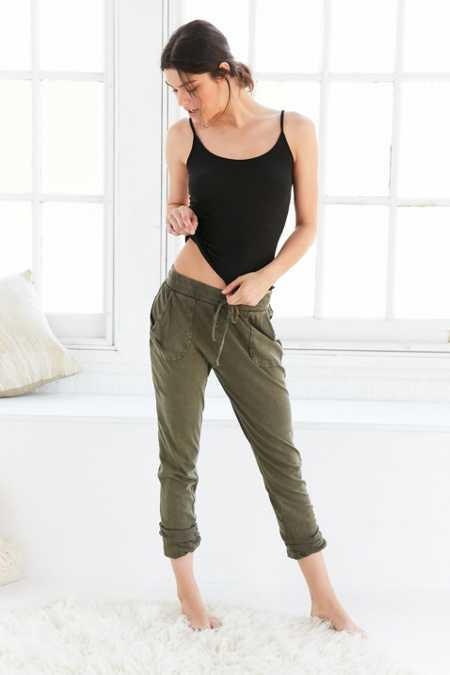 Out From Under Jersey Jogger Pant