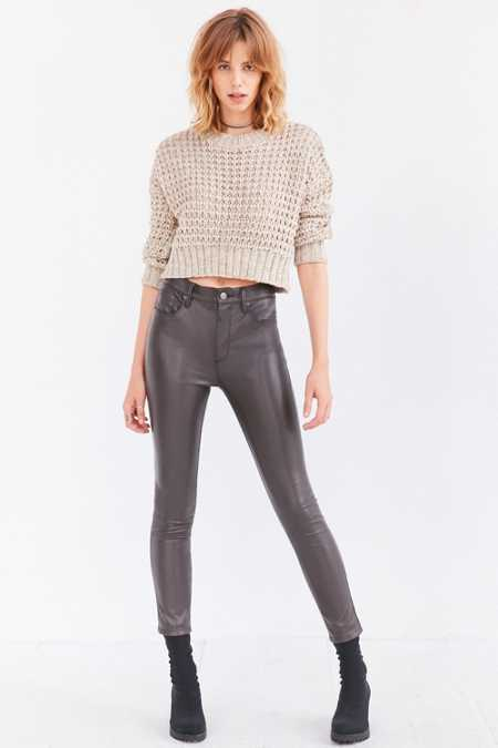 BDG Twig High-Rise Vegan Leather Pant