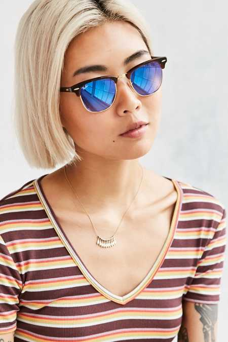 Ray-Ban Icon Clubmaster Sunglasses