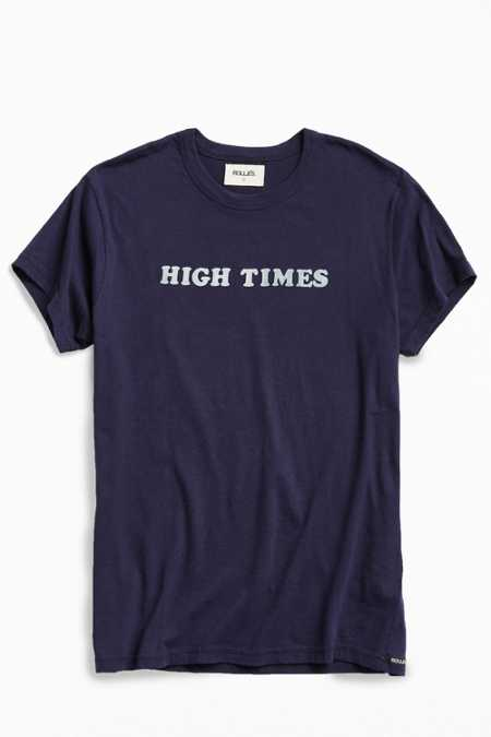 Rolla's High Times Tee
