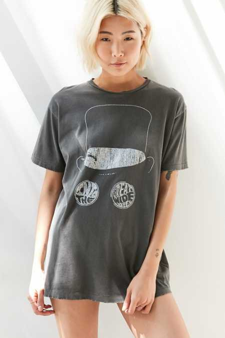 Midnight Rider Tom Petty And The Heartbreakers Tee