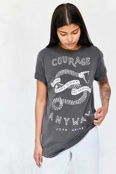 Midnight Rider Courage Tee