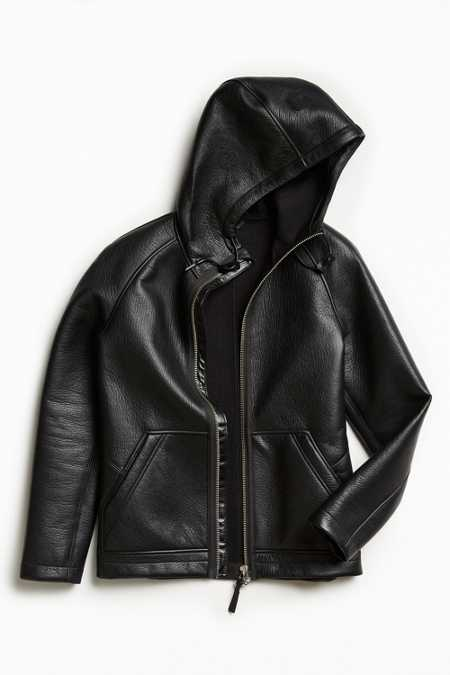 Mackage Camilo Leather Jacket
