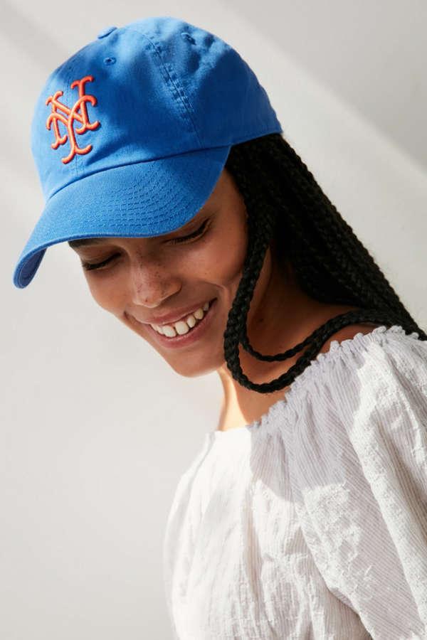 a7116b91bc0 Urbanoutfitters · American Needle Ballpark Variant New York Baseball Hat ...